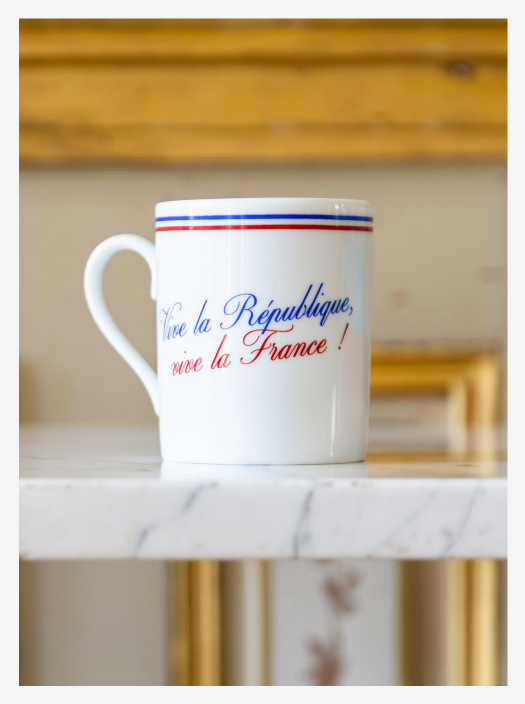 Mug Vive la Republique x Pillivuyt
