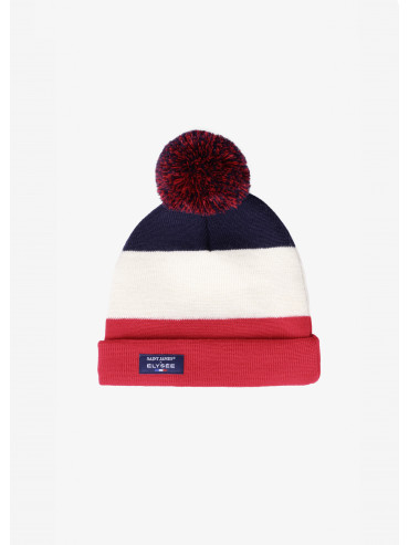 Saint James x Elysée Tricolore hat