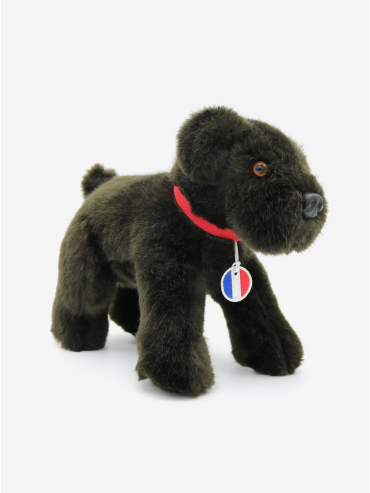 Némo, the Élysée dog, by Les Petites Maries
