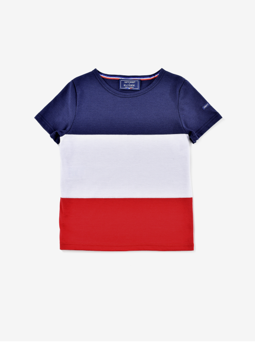 T-shirt Enfant Drapeau Saint James x Élysée