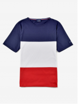 T-shirt Drapeau Saint James x Élysée