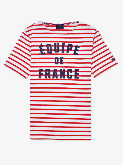 T-shirt Equipe de France Saint James x Elysée