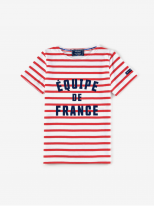 T-shirt Enfant Équipe de France Saint James x Elysée