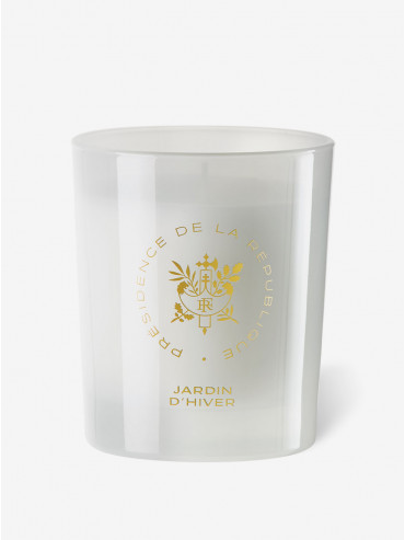 Scented Candle - Winter Garden 230g