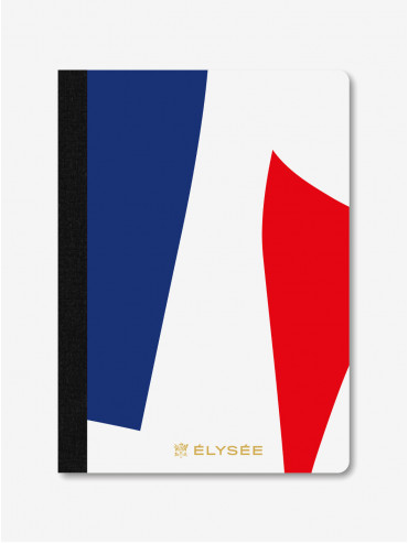 "Élysée Tricolore notebook - ""Liberty"""
