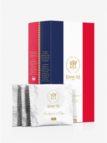 Tea Kusmi Tea x Élysée - Case of 24 packets
