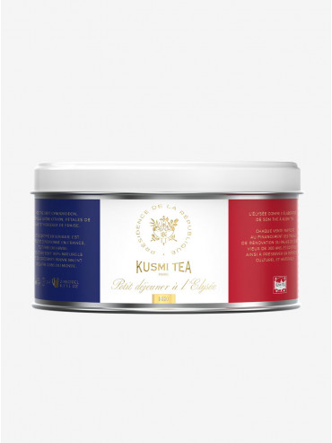 Tea Kusmi Tea x Élysée - Box of 125g