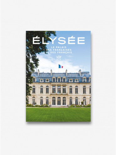 """Book """"Elysée - The Palace of the French"""" edition 2020"""
